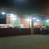 Photo taken at Resto Pasar Ikan Segar by WillWins on 9/25/2013