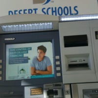 Photo taken at Desert Schools Federal Credit Union by Kelli D. on 9/30/2016