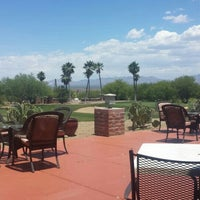 Photo taken at Canoa Ranch Golf Course by Kelli D. on 5/31/2015
