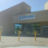 Photo taken at Desert Schools Federal Credit Union by Kelli D. on 4/2/2017