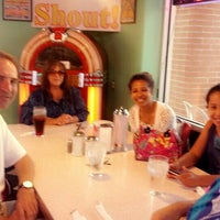 Photo taken at Greg and Amy's Twist and Shout 50's Diner by Kelli D. on 7/17/2015
