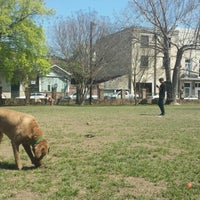 Photo taken at Cabrini Dog Park by Jack R. on 3/10/2014