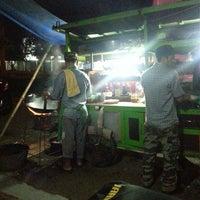 Photo taken at Bakmi Jowo (Taman Holis Indah) by Giffary P. on 5/23/2013
