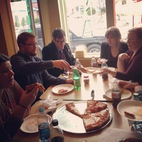 Photo taken at Little Venice Pizza by Matt D. on 1/19/2013