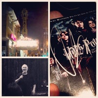 Photo taken at The Palace Theatre by Matt D. on 10/4/2013