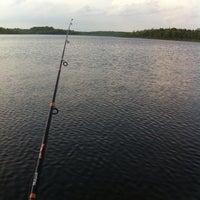 Photo taken at Sugarloaf Lake by Francisco L. on 5/28/2013