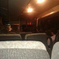 Photo taken at Bus Ipis-UCR by Natasha C. on 11/4/2013