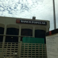 Photo taken at Banco Popular by Paola C. on 5/23/2013