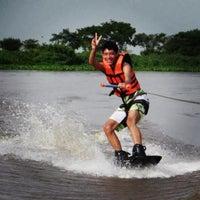 Photo taken at Rio Paraguai by Ana P. on 2/10/2014