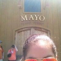 Photo taken at Mayo Family Winery by Vitória S. on 5/3/2013
