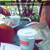 Photo taken at Dunkin' Donuts by Dalal A. on 8/9/2014