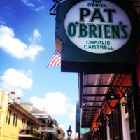 Photo taken at Pat O'Brien's by Jason W. on 5/18/2013