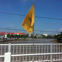 Photo taken at Nakhonping Bridge by May T. on 11/2/2013