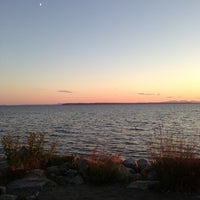Photo taken at Crescent Beach by Eduardo C. on 7/15/2013