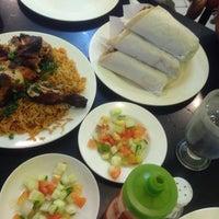 Photo taken at Shawarma Snack Center Ermita Manila by Jet B. on 10/15/2016