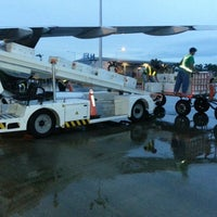 Photo taken at iloilo international cargo area/ zestair cargo logistics by Cenonjr d. on 8/4/2013