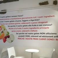 Photo taken at Gelateria Yogurteria Porta Romana by Joe F. on 7/5/2013