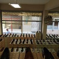 Photo taken at Grotto&footmark Shoe Shop by Emine Ç. on 8/25/2014