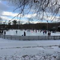 Das Foto wurde bei Clove Lakes Park von Stephanie L. am 1/18/2016 aufgenommen