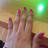 Photo taken at Four Leaf Clover Nail And Spa by Sandra V. on 5/27/2013