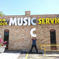 Photo taken at High School Music Service Inc by Mapes on 4/25/2015