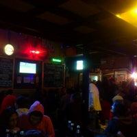 Photo taken at Mambo bar by Patricio P. on 6/8/2013