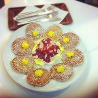 Photo taken at Pancake Café by Korbua P. on 11/20/2012