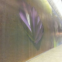 Photo taken at Metro Marymont by Jagoda J. on 4/25/2013