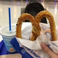 Photo taken at Auntie Anne's by charn ㅎㅂㅎ on 9/7/2017