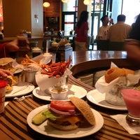 Photo taken at Bobby's Burger Palace by Kristin N. on 6/23/2013