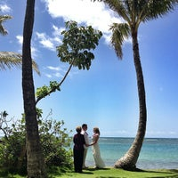 Photo taken at Waialae Country Club by Bal B. on 4/21/2013