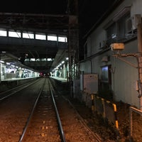 Photo taken at 平間駅前踏切 by Akihiko O. on 10/5/2017