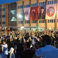 Photo taken at İİBF Kantin by Ekin P. on 5/29/2013