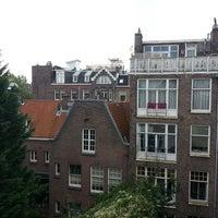 Photo taken at Aadam Hotel Wilhelmina by Dmitriy Z. on 9/13/2013