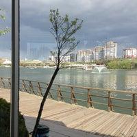 Photo taken at Katre Cafe Restaurant by Gültekin G. on 4/20/2013