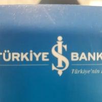 Photo taken at Turkiye is bankasi kapakli subesi by Gamze A. on 8/10/2017