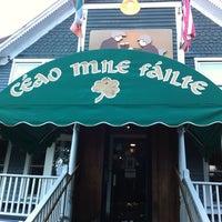 Photo taken at The Shannon Door Irish Pub & Restaurant by Linda G. on 8/3/2013