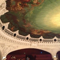 Das Foto wurde bei Teatro Municipal de Santiago von Carolina C. am 1/20/2013 aufgenommen