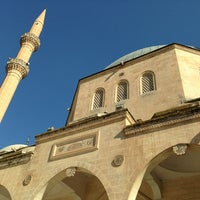 Photo taken at Yeni Mevlid-i Halil Cami-i by KILIÇ Ö. on 6/23/2013