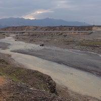 Photo taken at Wadi al Khoudh by Abdullaziz a. on 2/13/2014