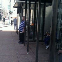 Photo taken at 18th and Stout bus shelter by pickles B. on 3/14/2013