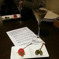 Photo taken at Wine Bar ゆのうえ by ka m. on 12/23/2013