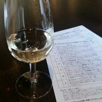 Photo taken at Wine Bar ゆのうえ by ka m. on 5/29/2013