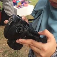 Photo taken at Dewan Besar Universiti Putra Malaysia by Shahrin H. on 10/23/2016