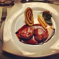 Das Foto wurde bei Restaurant Loystubn, Thermenwelt Hotel Pulverer ***** von Stefan H. am 3/6/2014 aufgenommen