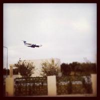 Photo taken at Milli Aviasiya Akademiyası / National Aviation Academy by Eldar G. on 5/16/2013