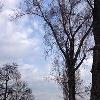 Das Foto wurde bei Hummelsteiner Park von Marek J. am 3/21/2014 aufgenommen