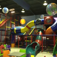 Photo taken at Kidz Life Play Centre by Stephen S. on 4/27/2013