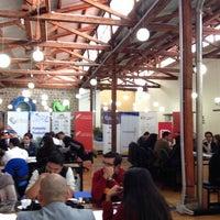 Photo taken at Coworking - Factoría del Conocimiento by Juan E. on 1/29/2014