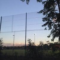 Photo taken at Tring Sportsspace by Matt B. on 9/19/2013